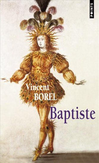 Baptiste de Vincent Borel (Points - Seuil)