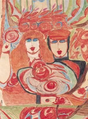 L'art jusqu'à la folie d'Alain Vircondelet (Editions du Rocher)