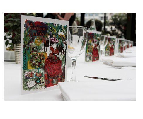 Remise du prix de la Closerie des Lilas le19 avril 2017