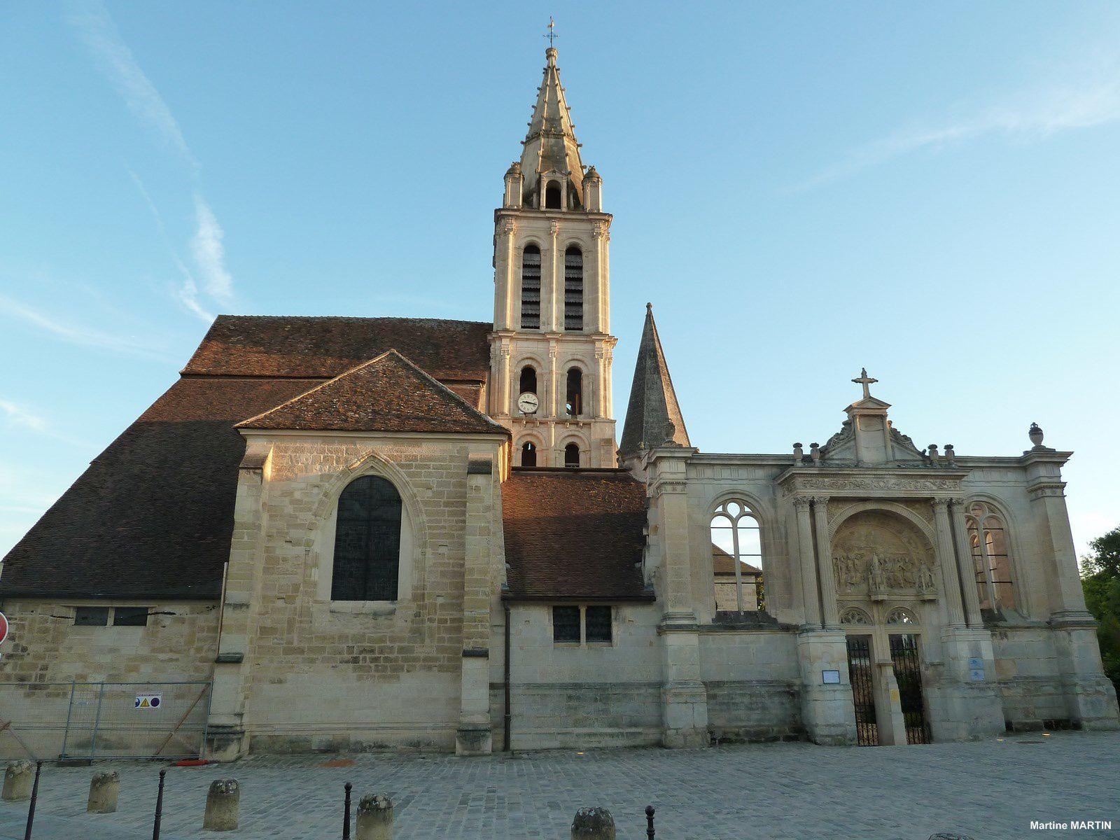 Gospel Attitude à l'église Saint-Christophe de Cergy