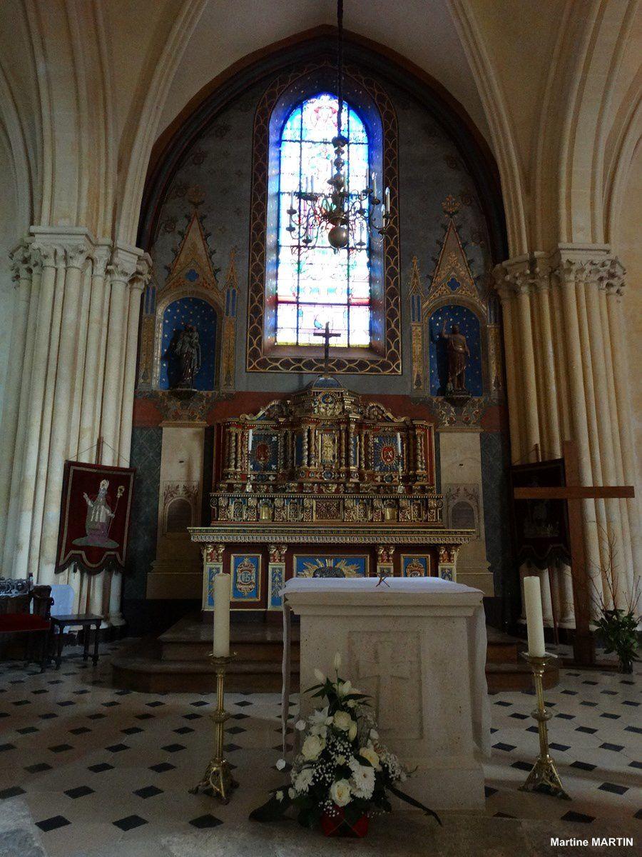 Concert Quodlibet à l'église Saint Christophe de Cergy