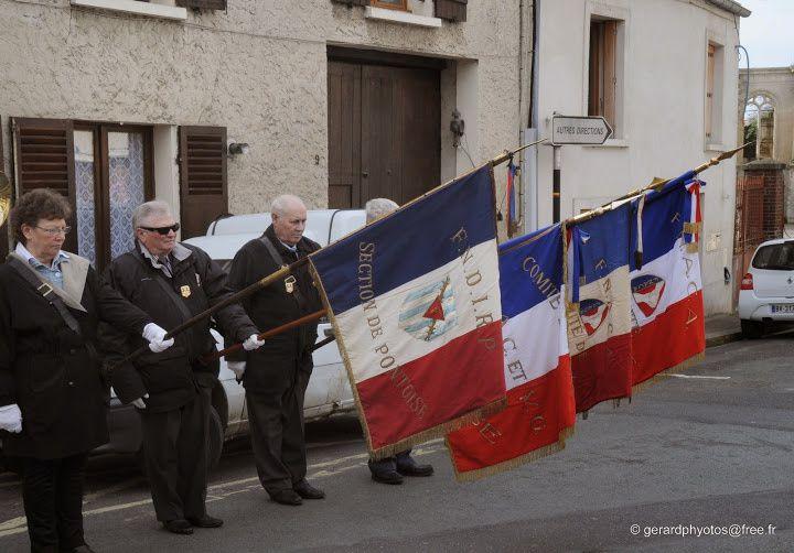 Cergy - Commémoration du cessez-le-feu de la guerre d'Algérie