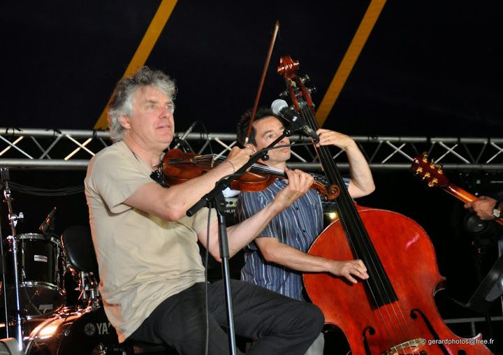 Photos concert Cergy de Didier Lockwood