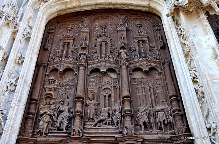 Beauvais / La cathédrale Saint Pierre