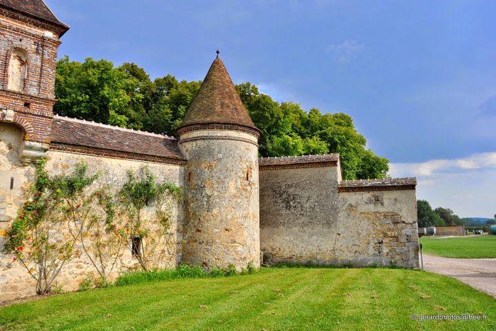 Abbaye de Vauluisant - Yonne