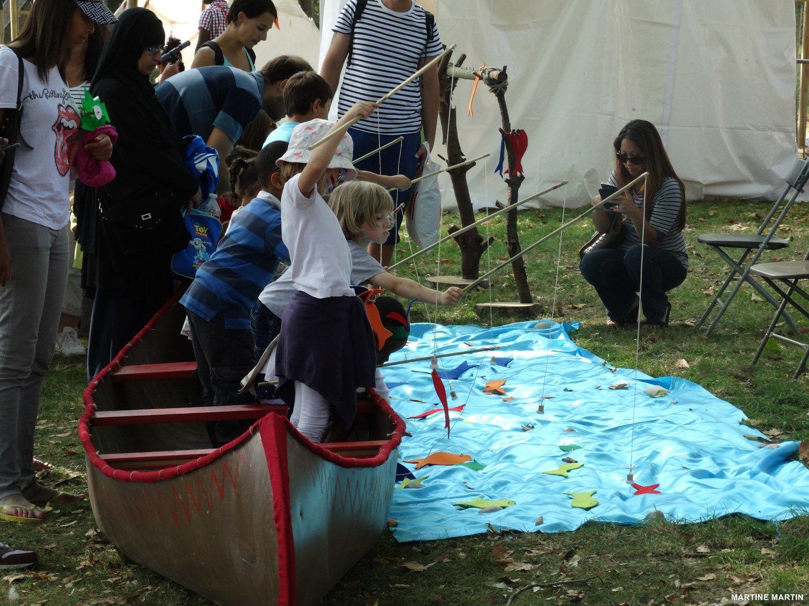 Cergy Soit : les jeux pour enfants