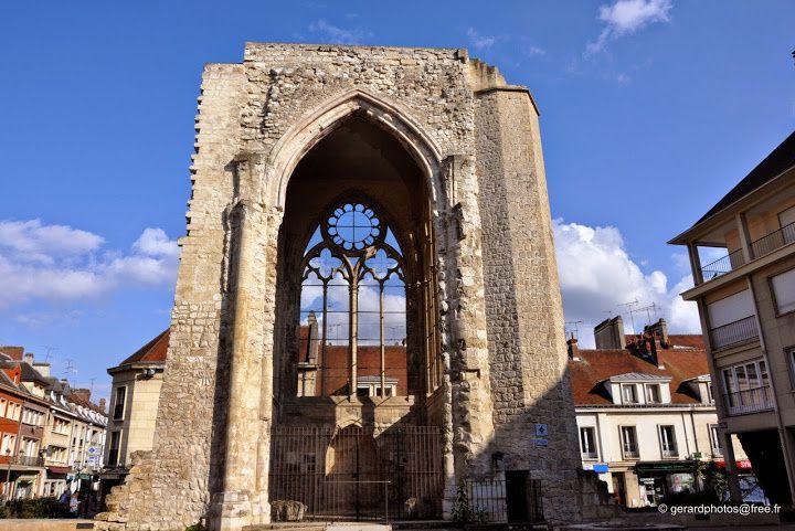 Beauvais : Collégiale Saint-Barthélémy