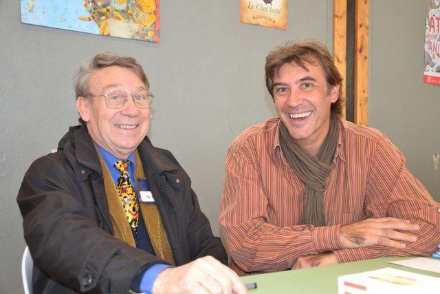 Yak Rivais et Pierre Luneval