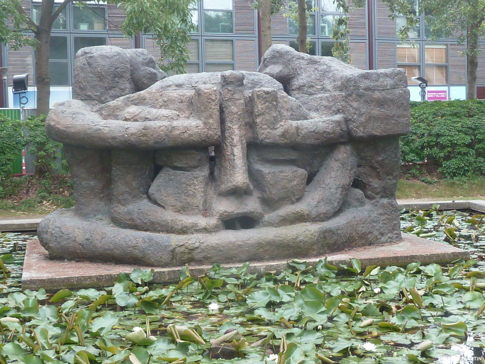 Le parc de bercy paris 12 me cergyrama for Jardin yitzhak rabin