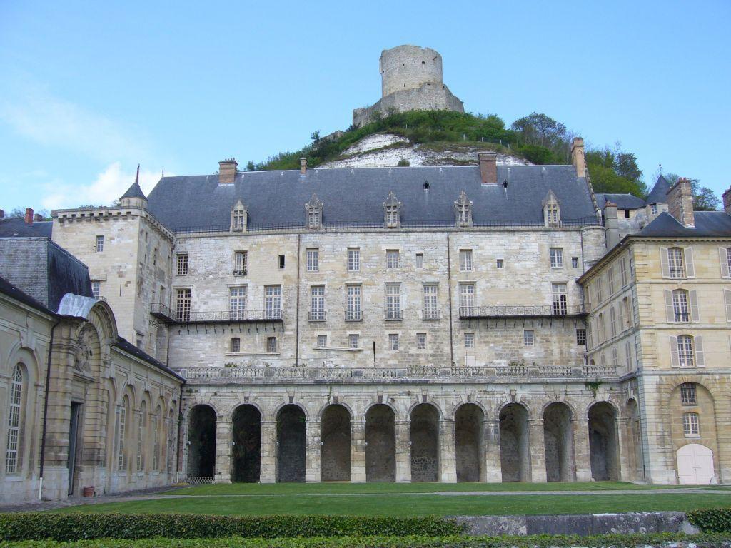 Journées du patrimoine au château de la Roche Guyon (95)