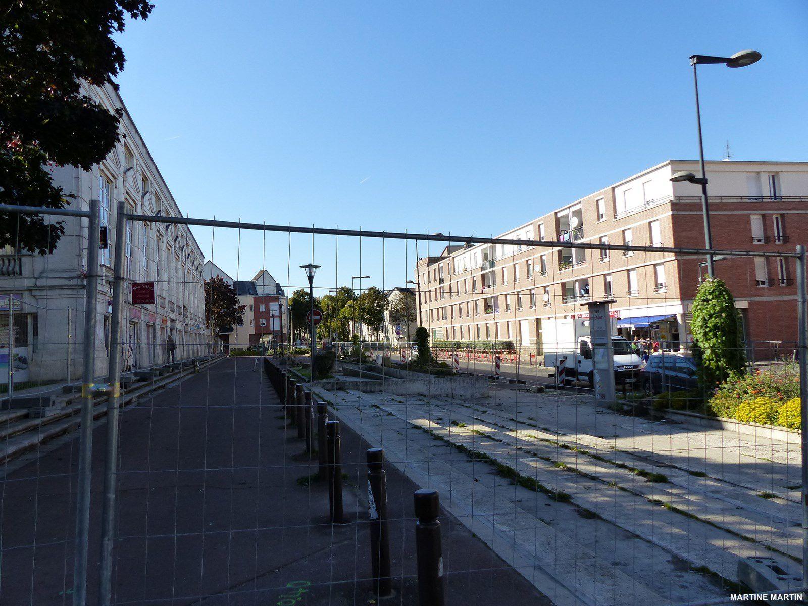 Requalification de l'avenue Mondétour