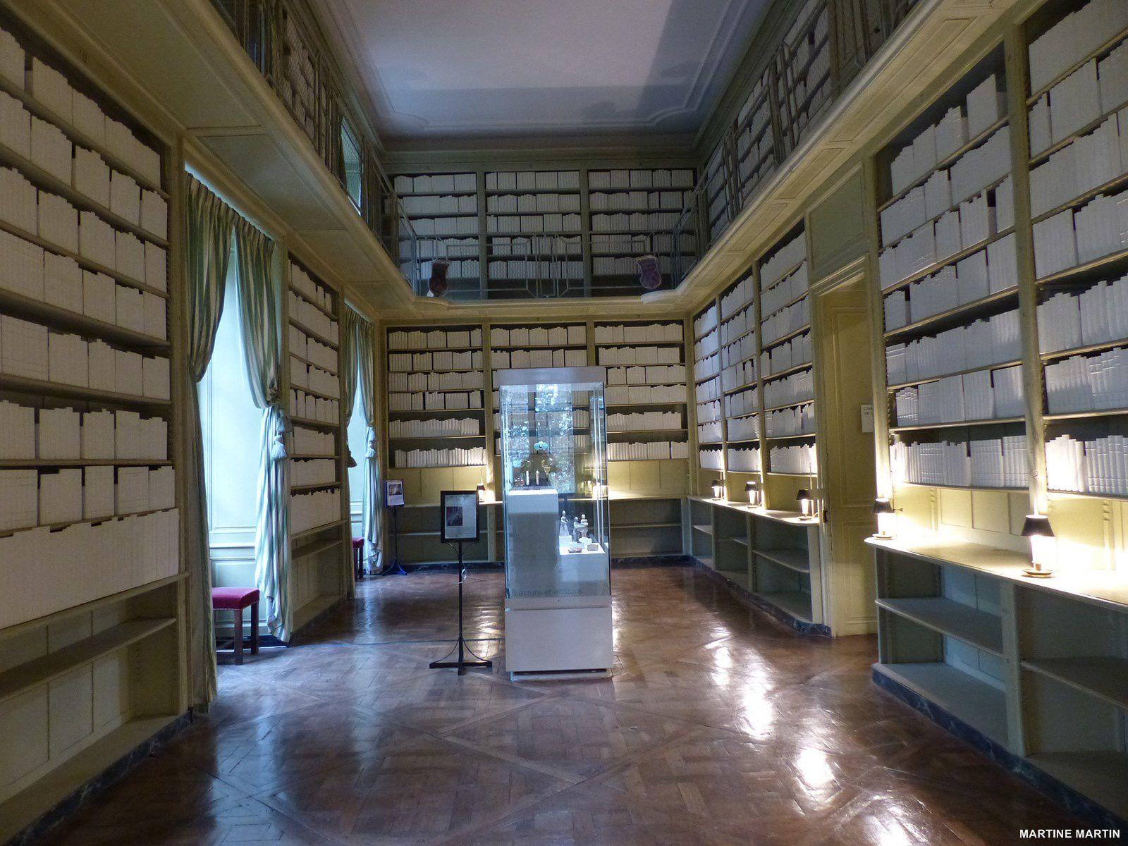 Le musée du château de la Roche Guyon