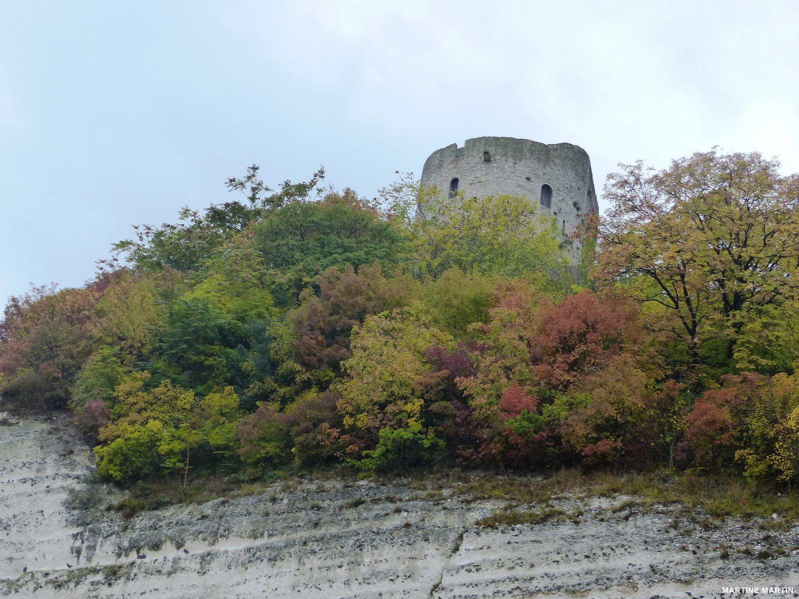 La Roche Guyon et son château