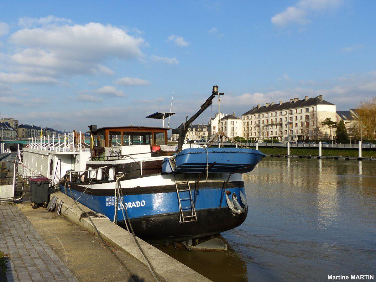 L'Oise à Pontoise