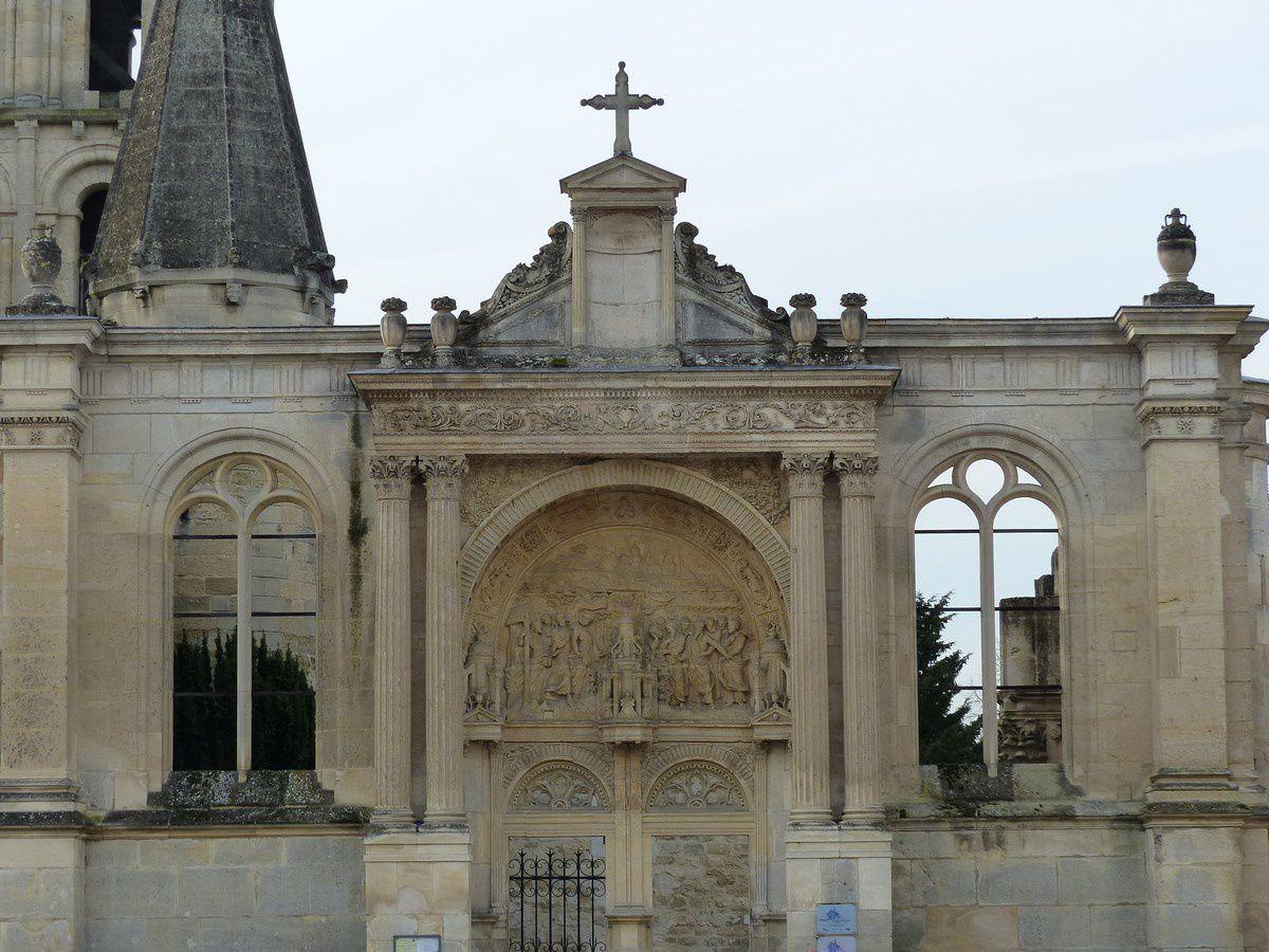 L'église Saint Christophe de Cergy Village
