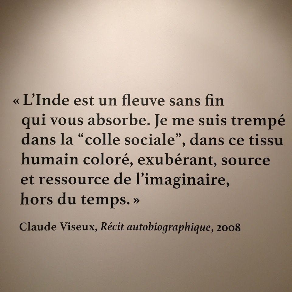 Exposition Claude Viseux à L'Isle Adam