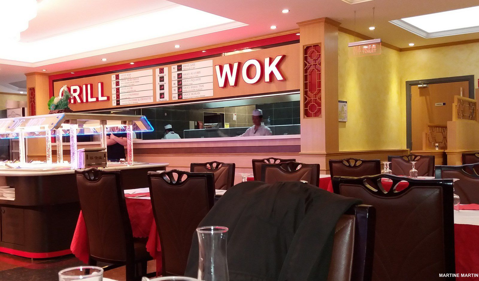 Restaurant asiatique Saveurs gourmandes Pontoise