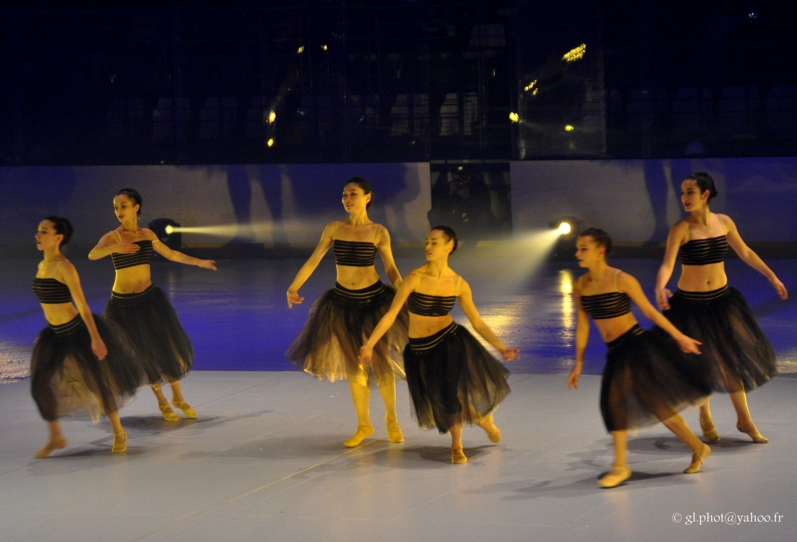 Photos inauguration AREN'ICE CERGY