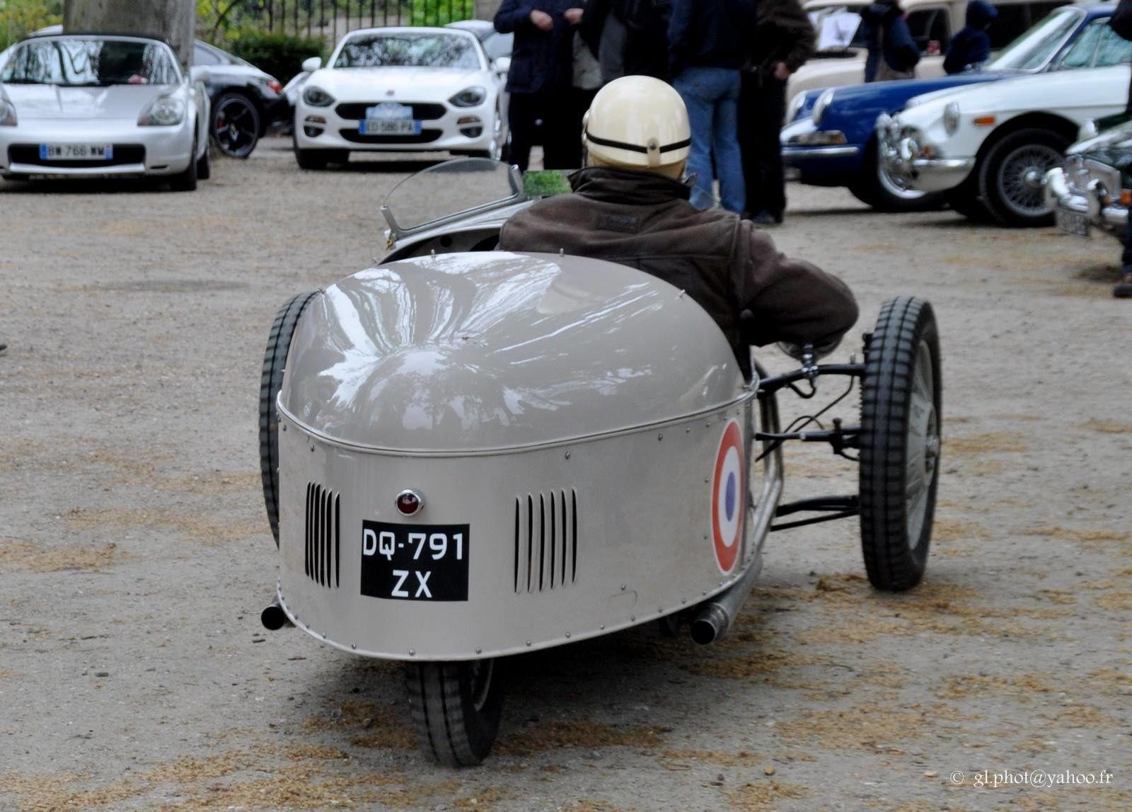 Morgan super sport 1934