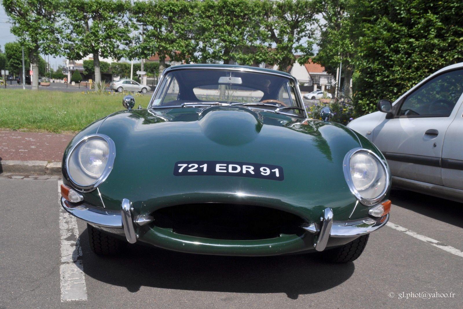 Jaguar  E Type Rodster - 4.2 L - 1965