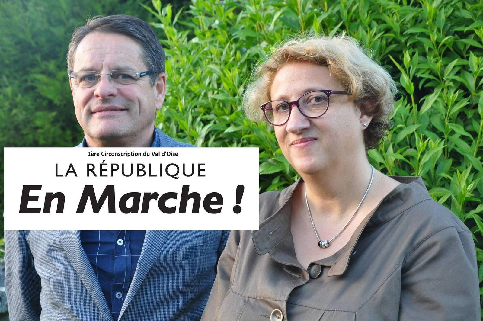 Communiqué Isabelle MULLER-QUOY / Candidate LREM sur la 1ère circonscription du Val d'Oise
