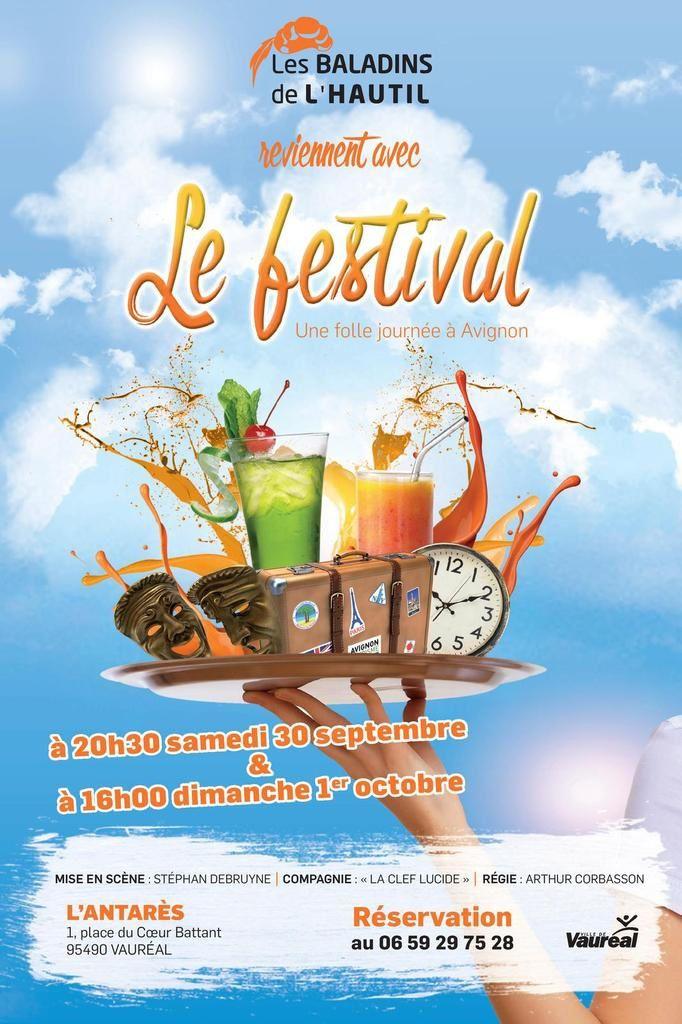 Le Festival des Baladins de l'Hautil à Vauréal