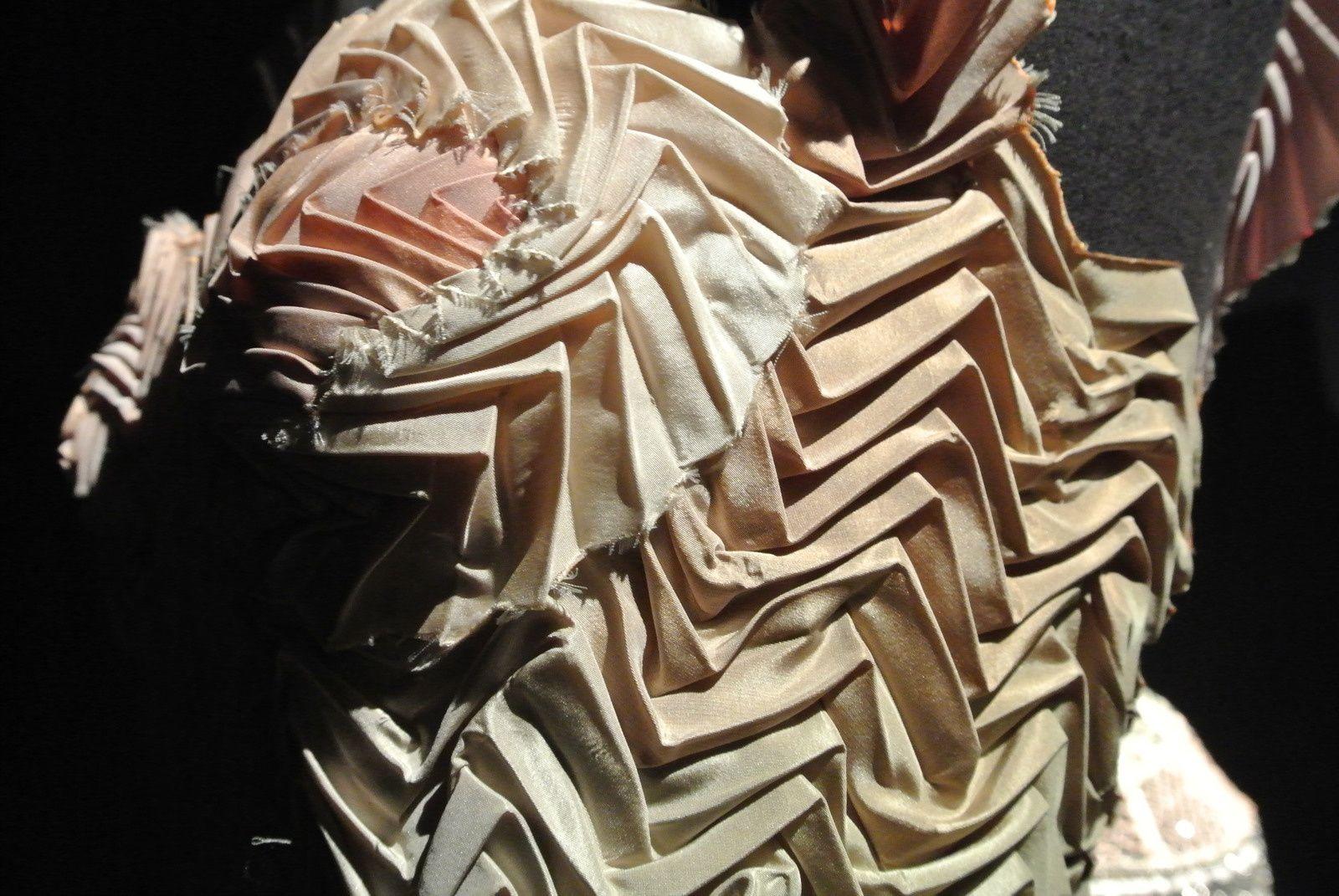 De retour avec l'exposition Jean Paul Gaultier...
