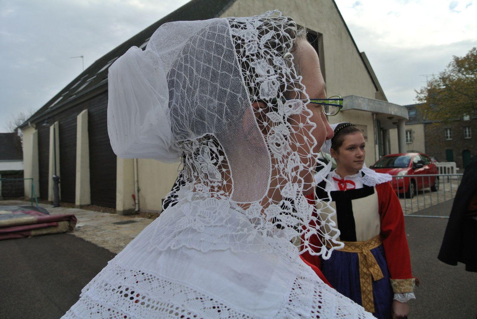 A Saillé, près de Guérande, les Paludiers sont en fête !