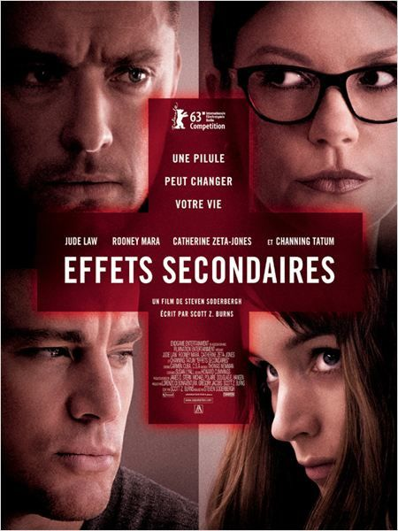 Effets secondaires / CINEMA / STEVEN SODERBERGH