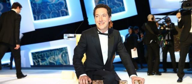 CESARS 2014 / CINEMA / LA SOIREE GUILLAUME GALLIENNE