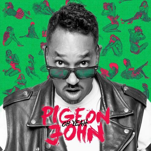 Pigeon John, les clips de Champagne on my Shoes et de Oh Yeah / CHANSON