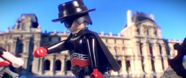 PLAYMOBIL...LE FILM / HUMOUR