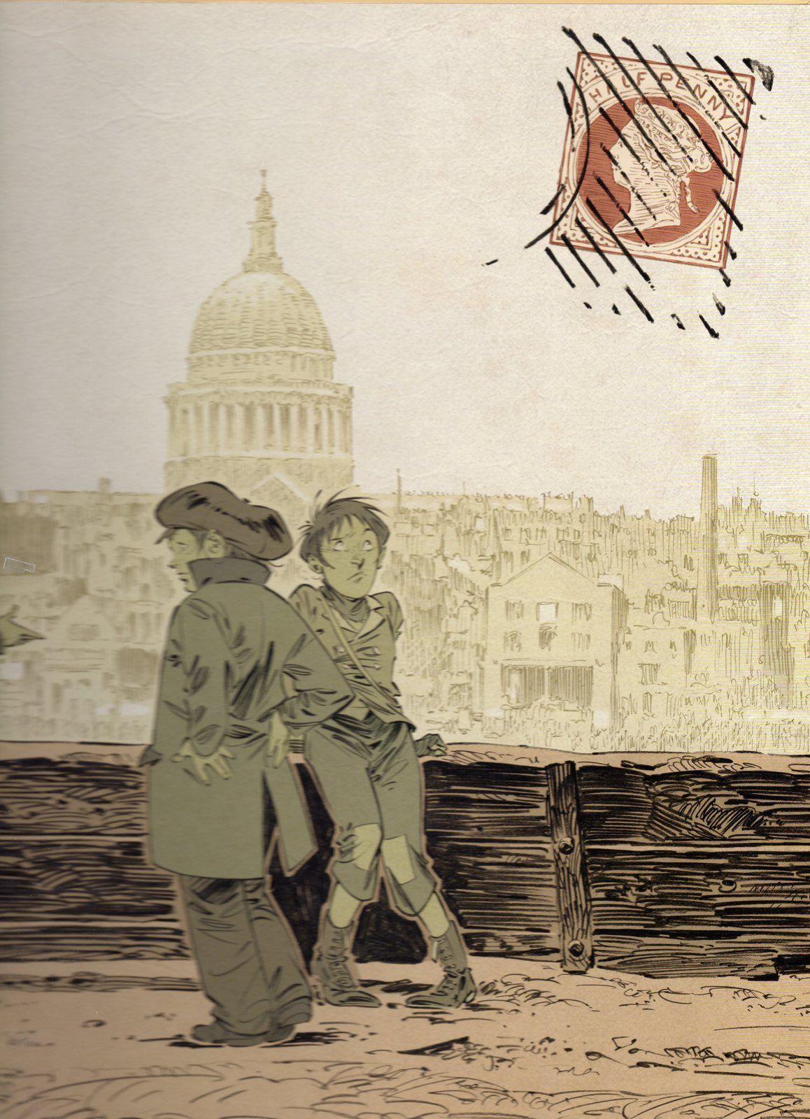 Les Quatre de Baker Street - Tome 5 La Succession Moriarty / bande dessinée / ARTS PLASTIQUES