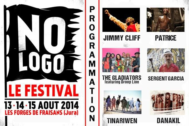 No Logo Festival // 2ème édition ! / CHANSON / MUSIQUE