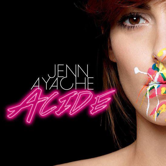 Jenn Ayache (Superbus), le clip d'Acide / CHANSON / ACTUALITE