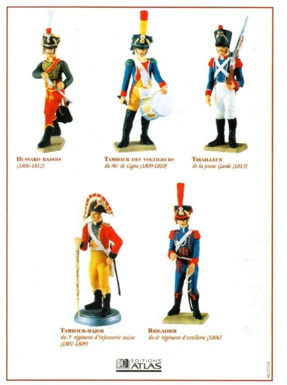 PASSION FIGURINES / LOISIRS CREATIFS / N°24 / CATALOGUE ATLAS EMPIRE STARLUX