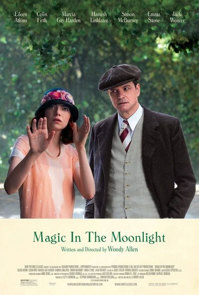 Magic in the Moonlight / CINEMA / WOODY ALLEN