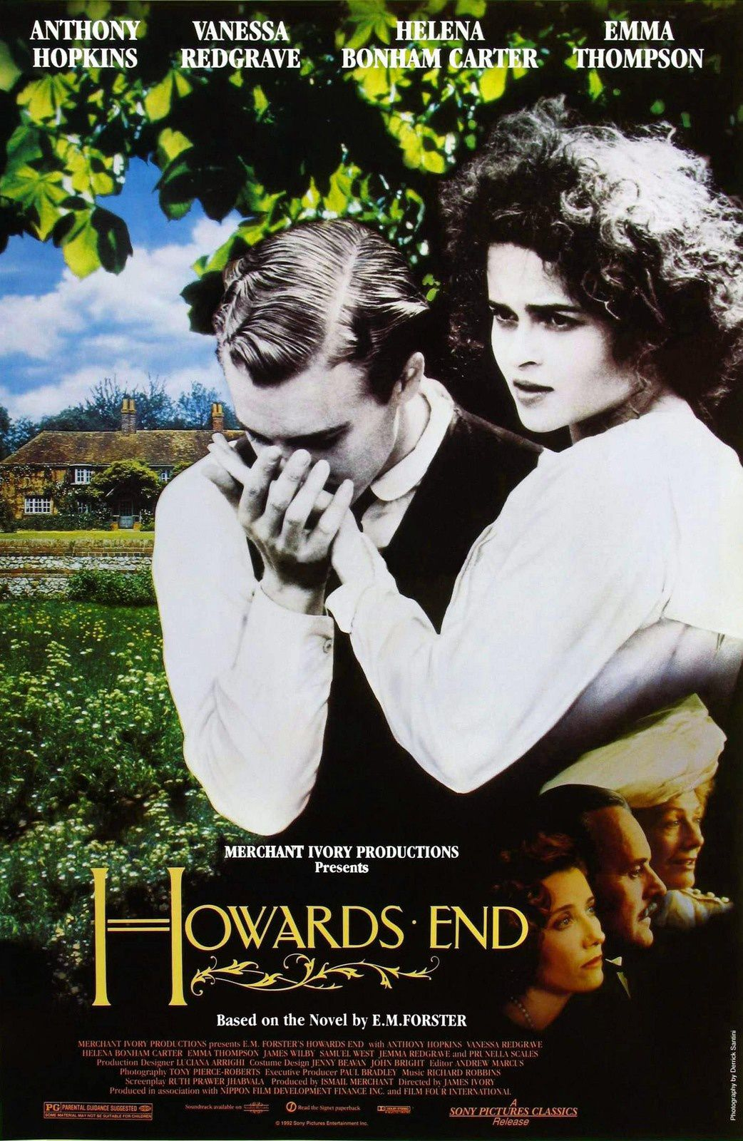 Retour à Howards End / CINEMA / GRAND CLASSIQUE / JAMES IVORY