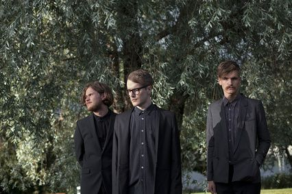 Simian Ghost, nouvel album The Veil / CHANSON-MUSIQUE / ACTUALITE