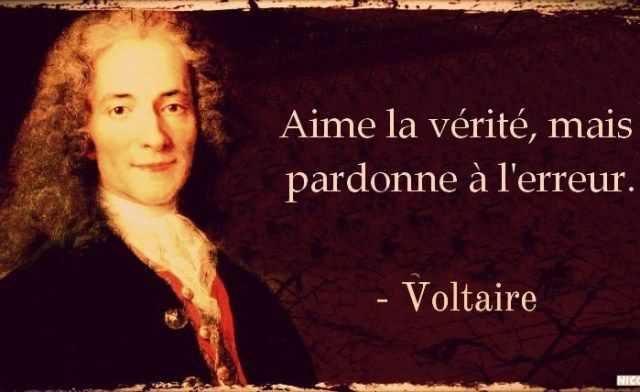 TRAITE SUR LA TOLERANCE / LITTERATURE FRANCAISE / VOLTAIRE