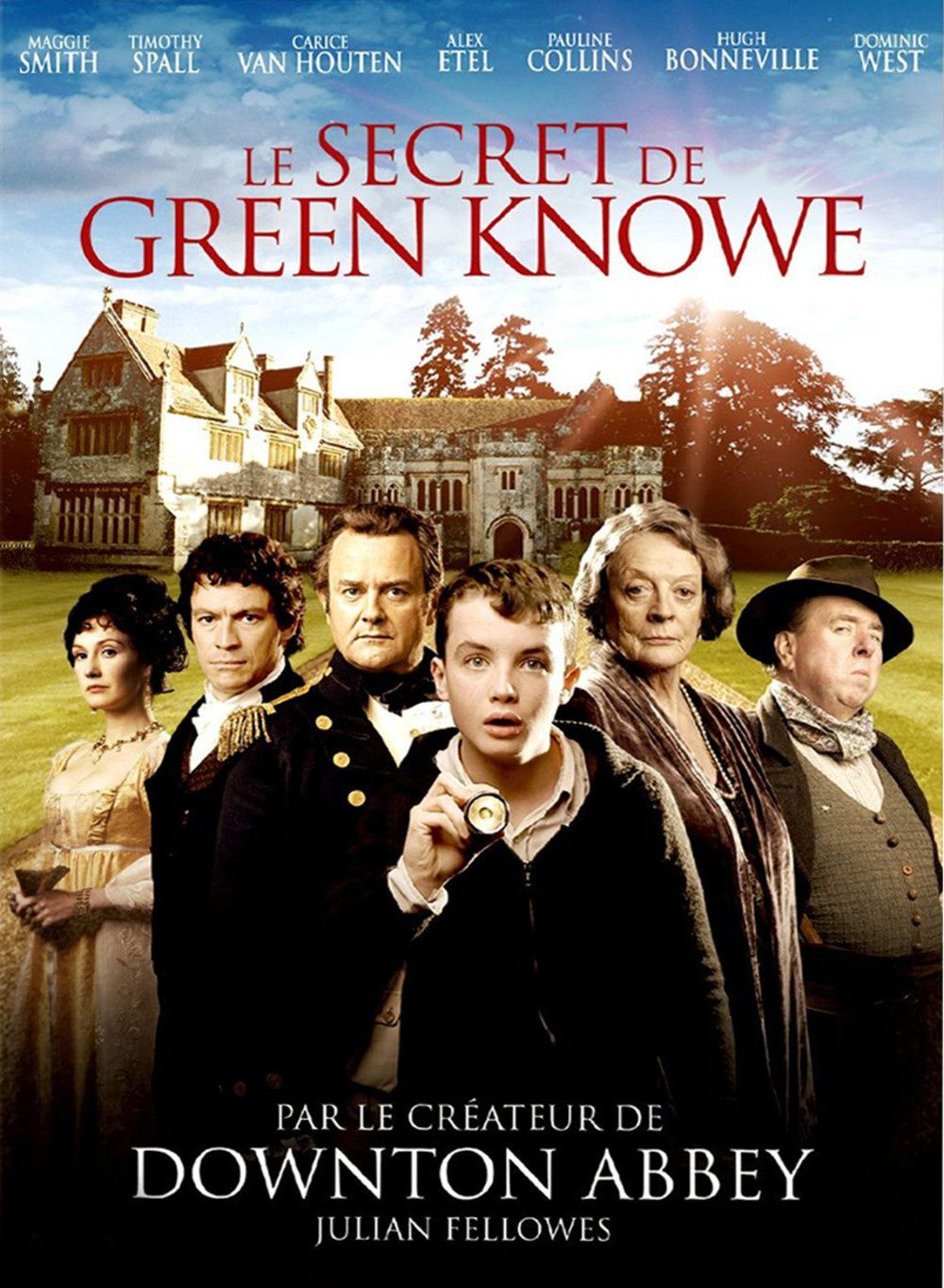 Le Secret de Green Knowe / CINEMA /  Julian Fellowes