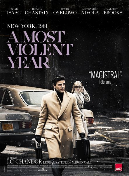 A MOST VIOLENT YEAR / CINEMA / JC CHANDOR
