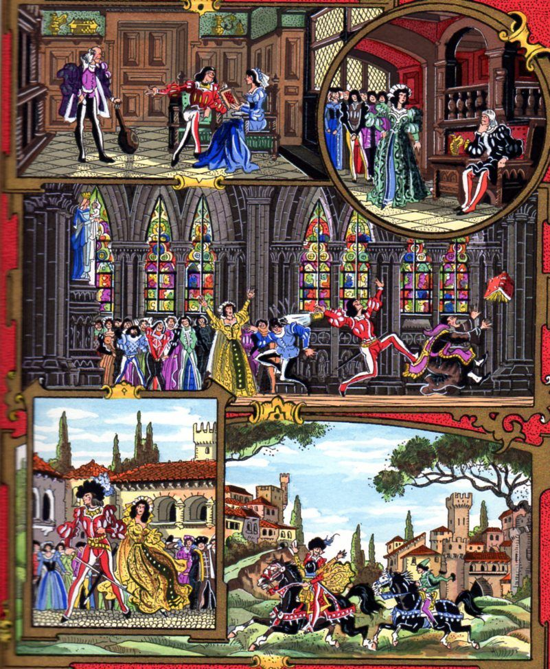 JEAN GRADASSI ILLUSTRATEUR DE SHAKESPEARE / ARTS PLASTIQUES