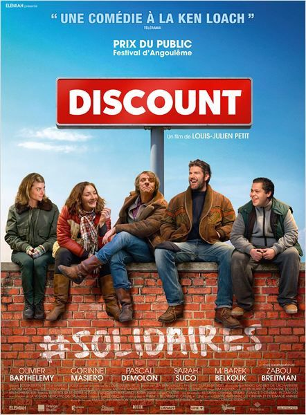 DISCOUNT / CINEMA / Louis-Julien Petit