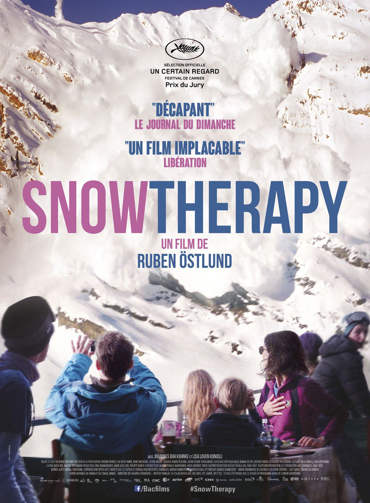 SNOW THERAPY / CINEMA / Ruben Östlund