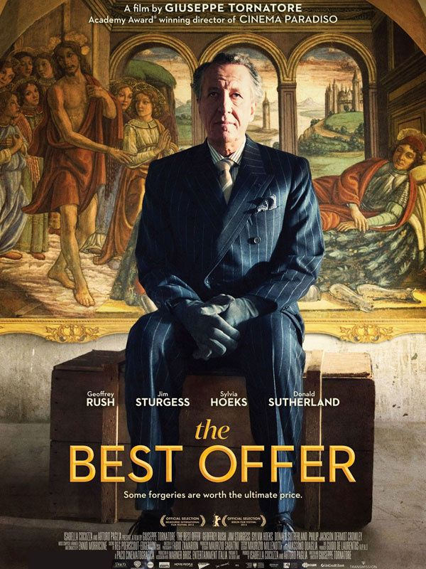 THE BEST OFFER / CINEMA / GIUSEPPE TORNATORE