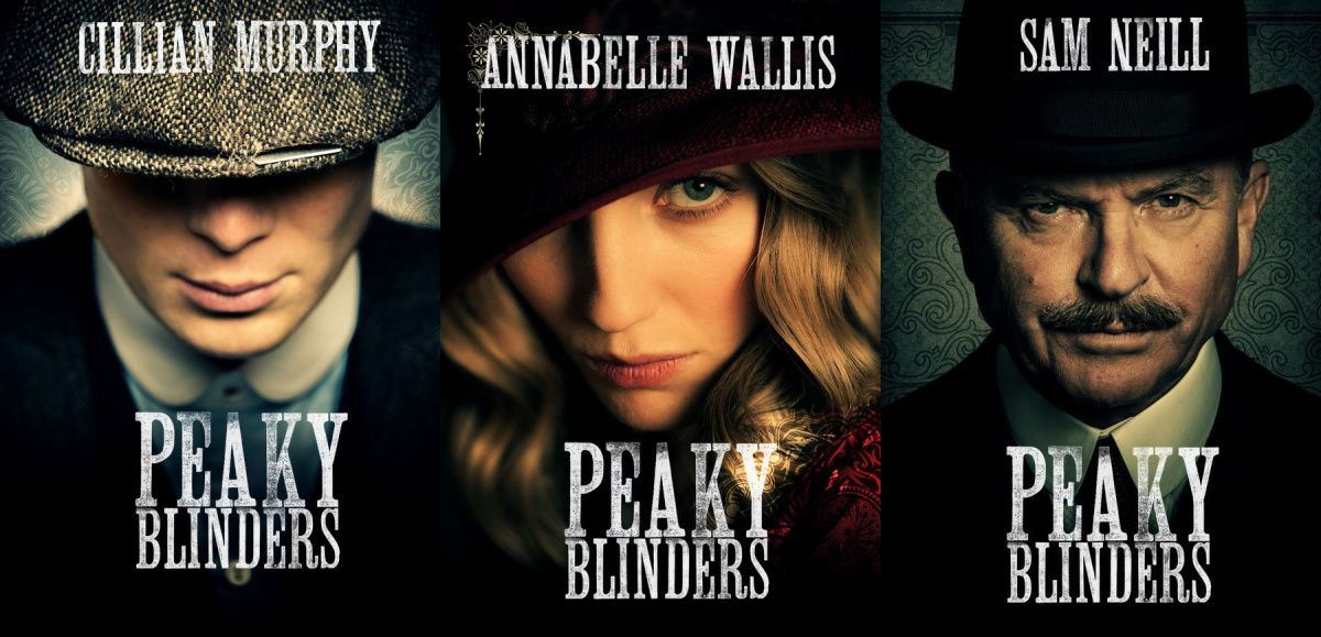 PEAKY BLINDERS / SERIE ANGLAISE / SUR ARTE