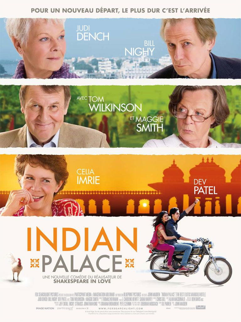 INDIAN PALACE / CINEMA / JOHN MADDEN