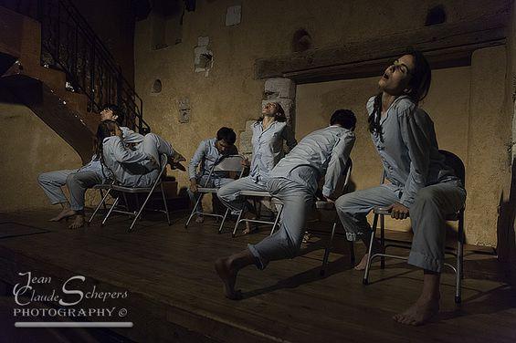 L'amour sera convulsif ou ne sera pas, au Théâtre de Ménilmontant à partir du 15 avril / THEATRE / ACTUALITES