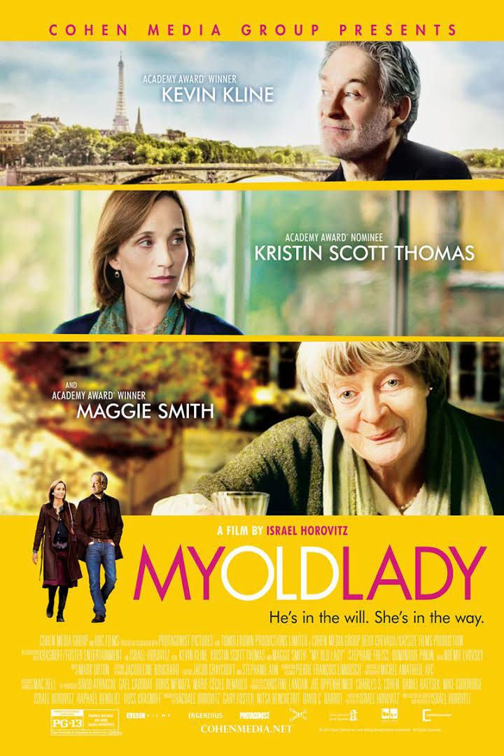 MY OLD LADY / CINEMA /  Israël Horovitz